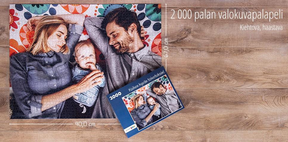 2000 palan palapeli
