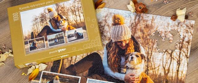 Suunnittele oma yksilöllinen valokuvapalapelisi