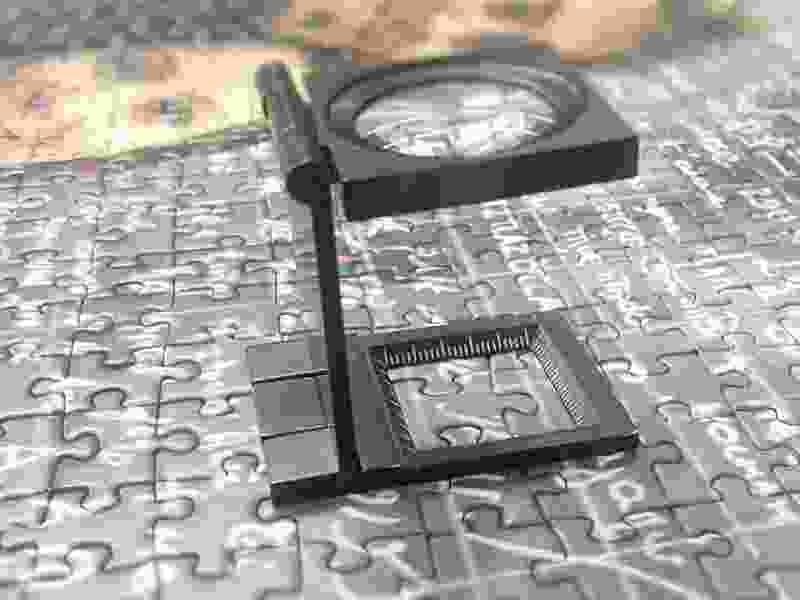 Digipainomenetelmällä valmistetut valokuvapalapelit