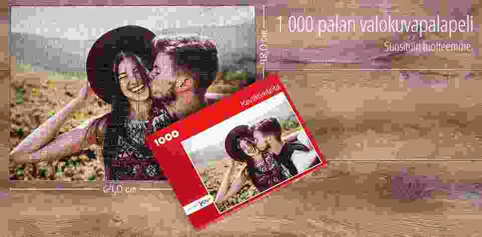 1000 palan palapeli
